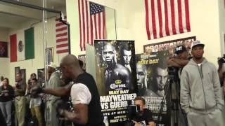 Floyd Mayweather is all about hard work and dedication - EsNews Boxing
