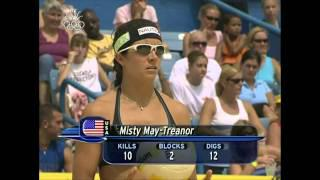 2006 AVP Cinci/Mason Women's Final