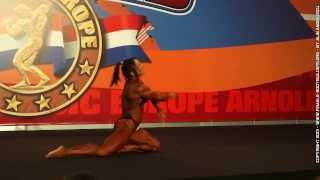Natalya Yariz - Arnold Classic Europe - Madrid 2013