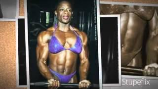 Ms.Olympia Iris Kyle Exercises