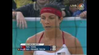2008-08-20 Olym WBV GOLD CHN-v-USA Entire-airing Pt.3of8