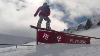 CHAPELCO SNOWBOARD FREESTYLE