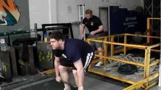 frame deadlift