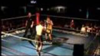 Kickboxing CR Fights