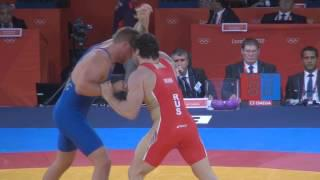London 2012 Olympic Greco-Roman Wrestling 96kg