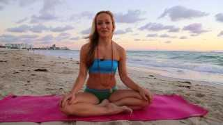 Sunrise Meditation Class Trailer with Kino Yoga