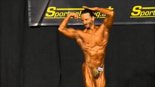 Vincenzo Parente (ITA), WFF Worlds 2012 - Fitness Overall Winner