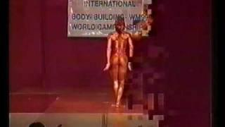 1999 NABBA World Championships: Figure 2 Posing Routines