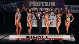Bikini F Finals Awards