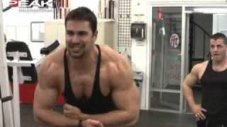 Rudy - Chest Training + Posing USA (3/3)