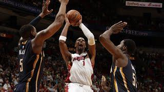 Pacers vs. Heat: November 12th