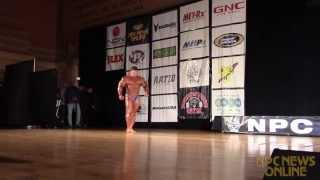 Flex Lewis Guest Posing at the 2013 NPC/IFBB Pittsburgh Championships
