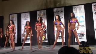 2013 IFBB Greater Gulf States Bikini First Callout