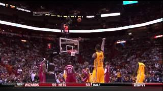 Lebron James 24 points vs Pacers - Full Highlights (2013.12.18)