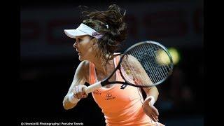 Aga Radwanska Best Points in 2017 Season |HD|
