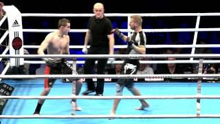 Milan Strnisko vs. Róbert Lisoň — Clash Muay Thai 2014