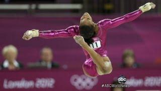 London 2012 Gymnastics: Gabby Douglas Wins Gold Medal