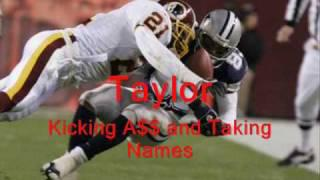 Sean Taylor Tribute Highlight Reel - RIP -