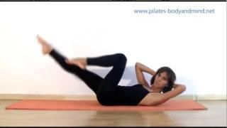 Pilates - Exercises For Abdominals (Abs)