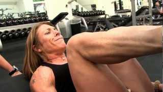 Louise Burchill - Bodybuilder Documentary