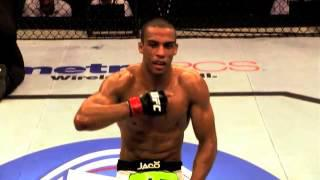 Edson barboza spinning heel kick knockout