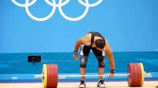 Tarek Abdelazim ( Egypt). London 2012 Olympics