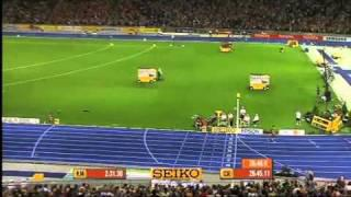 World Championship Berlin 2009, Highlights, Day 3