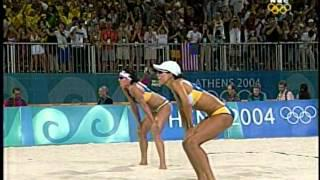 2004-08-24 Olym WBV GOLD BRA-v-USA Entire-airing Pt.01of11