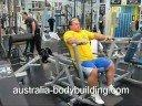 Lee Priest - : Doherty's Gym October 10th 2008