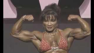 52 Yr Old Asian Filipino Female Bodybuilder - Mah-Ann Mendoza