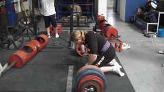 Rich Sennewald deadlifting 06.05.2013
