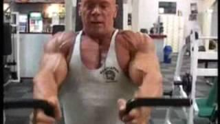 53-year-old Dutch Bodybuilder