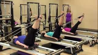Pilates Reformer Class - Boulder CO, Colorado - Hayley Hobson