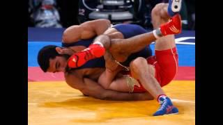 London 2012 Olympic Greco-Roman Wrestling 60kg