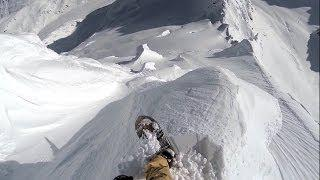 Xavier De Le Rue's Full Part From Nation - TransWorld SNOWboarding