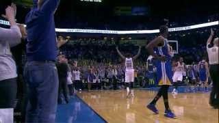 Russell Westbrook 34 points (amazing game-winner) vs Warriors - Full Highlights (2013.11.29)