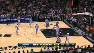 Why The Spurs Hammer Play is Unstoppable