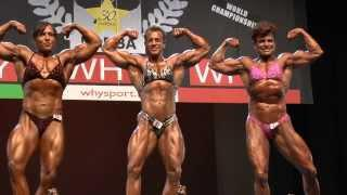 Results - Physique - Final - NABBA World 2013