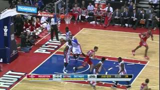 Dwight Howard 35 points vs Pistons - Full Highlights (2013.12.21)
