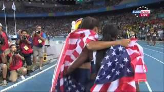 4x100 Meters Relay Women Final - Daegu 2011