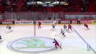 Russia - Germany Full Game, 8th May, game 24