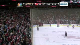 Dainius Zubrus Goal 5/6/12 Flyers @ Devils NHL Playoffs
