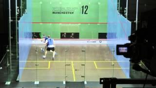 British National Squash Championship 2012 - Willstrop vs Matthew