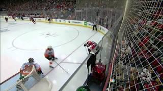 Zach Parise Goal 5/3/12 Flyers @ Devils NHL Playoffs