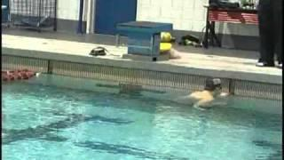 USA Swimming presents Swim Fast Butterfly with Michael Phelps and Bob Bowman P2