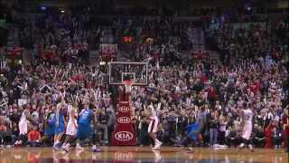 Monta Ellis game-winner vs Blazers (2013.12.07)