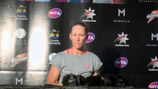 Sam Stosur Press Conference