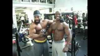 TRAINING  BODYWORKS GYM ( LONDON )