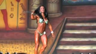 Antonia Perdikakis   Competitor No 97   Position 16th   Part 2