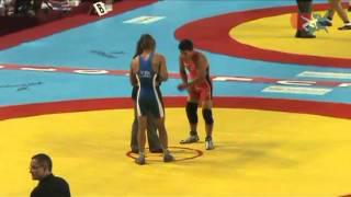 2011 Greco Worlds 60kg - Luis Liendo (VEN) vs. Joe Betterman (USA)